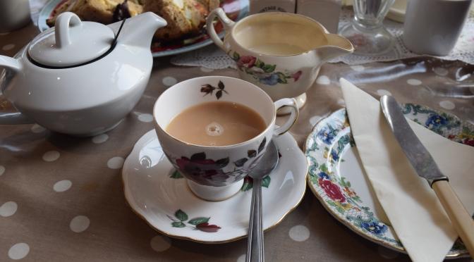 Dorset Cream Tea