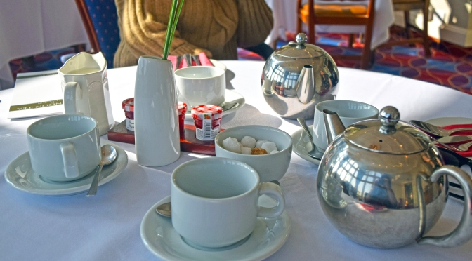 A Sampling of Afternoon Tea (England)
